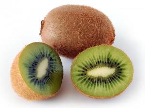 Kiwifruit. Not a kiwi.