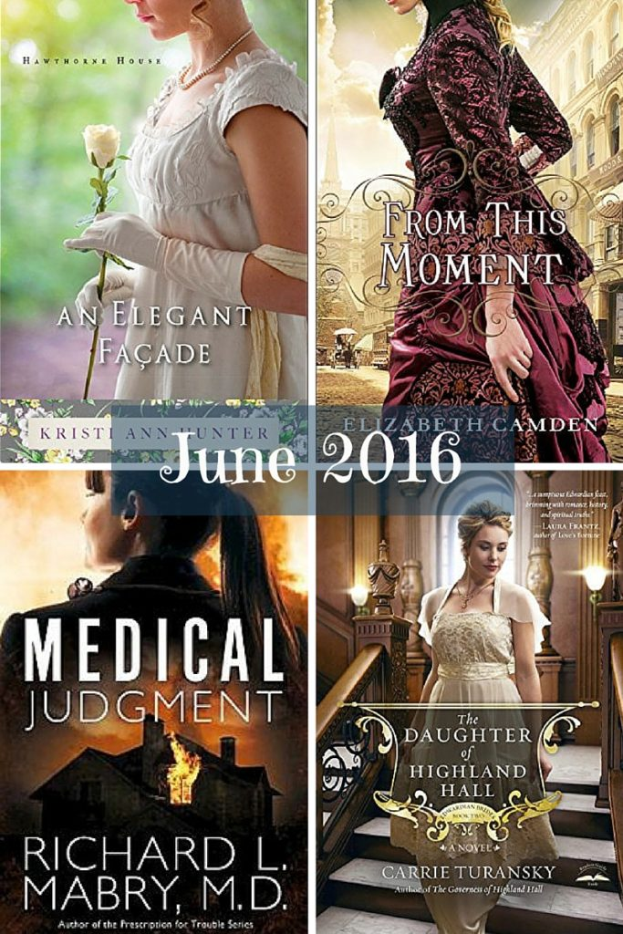 Favourite Reads June 2016