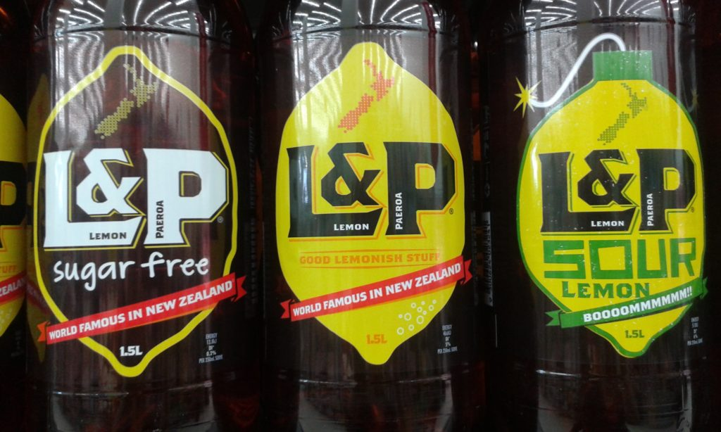 L&P: World Famous in New Zealand