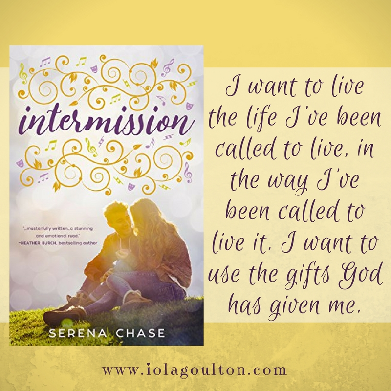 Intermission by Serena Chase
