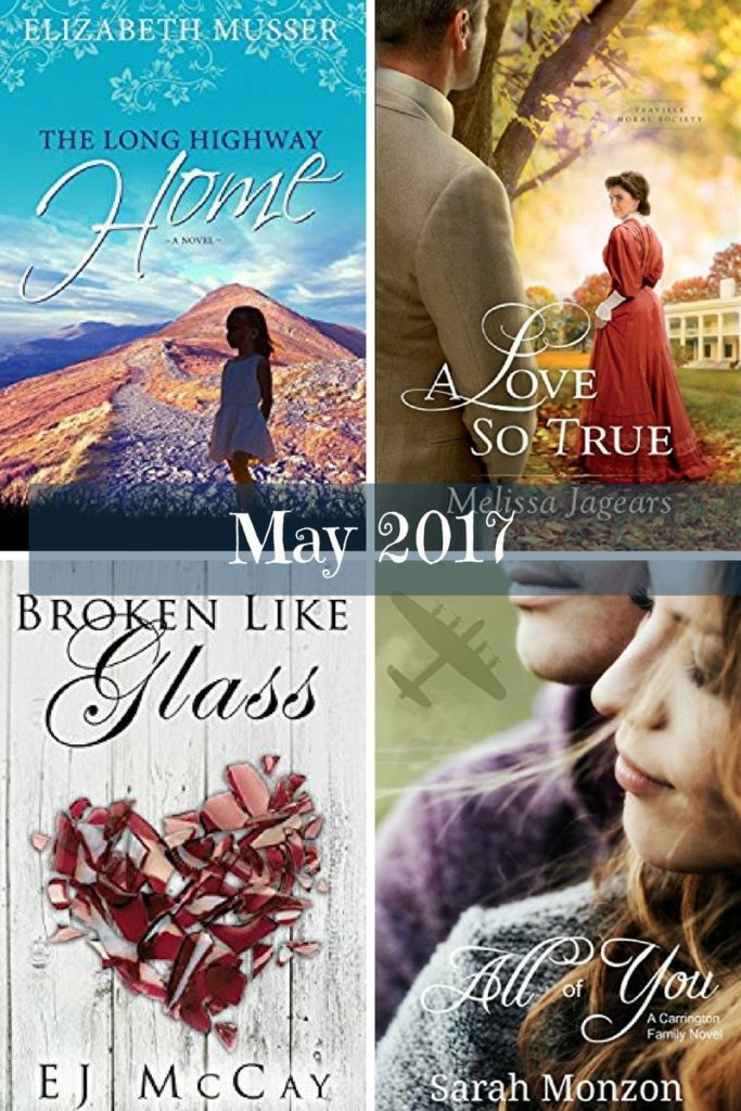 Book Recommendations May 2017