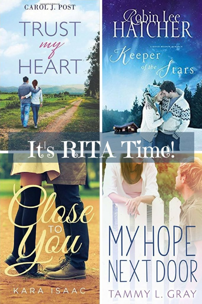 It's RITA Time!