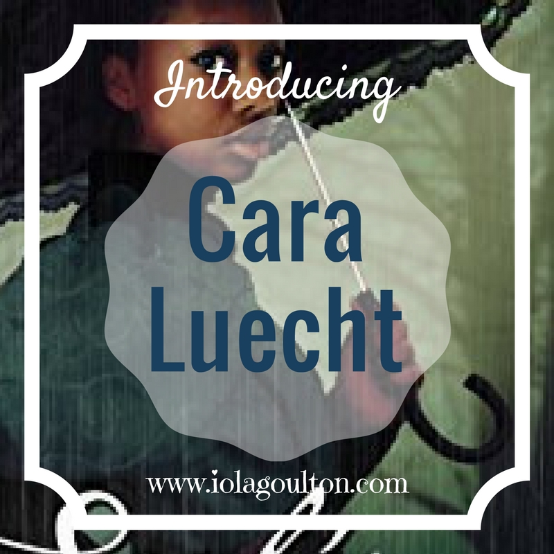 Author Inteview - Cara Luecht