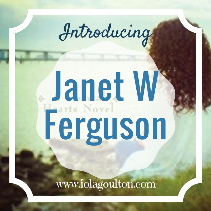 Author Interview - Janet Ferguson