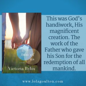 The Two of Us by Victoria Bylin