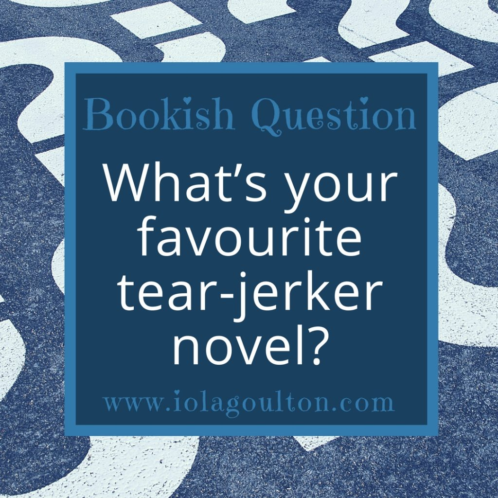 What's your favourite tear-jerker novel?
