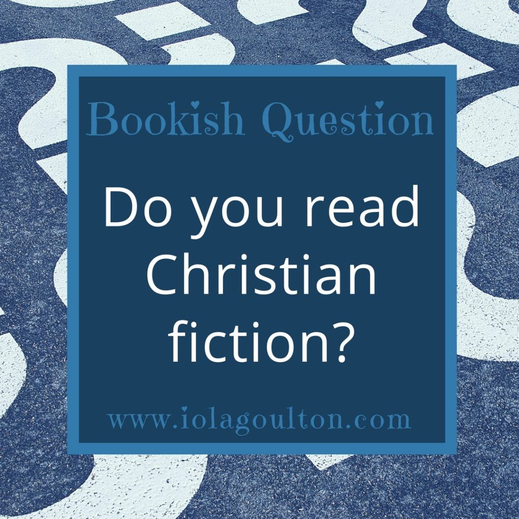 Do You Read Christian Fiction?