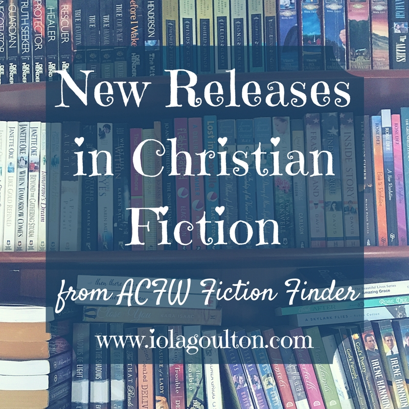 New Releases in Christian Ficiton via ACFW Fiction Finder