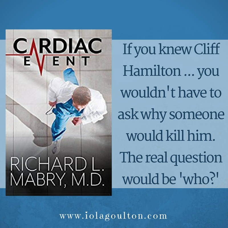 If you knew Cliff Hamilton ... you wouldn't have to ask why someone would kill him. The real question would be 'who?'