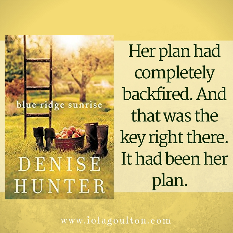Her plan had completely backfired. And that was the key right there. It had been her plan.