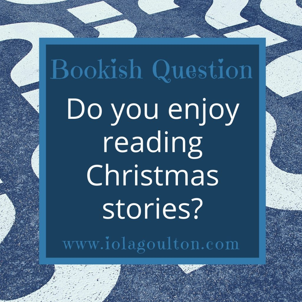 Do you enjoy reading Christmas stories?