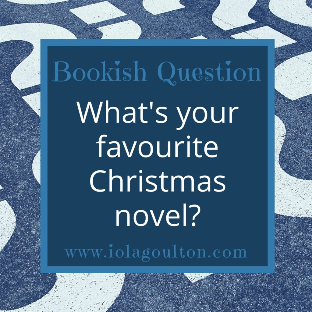 What's your favourite Christmas novel?