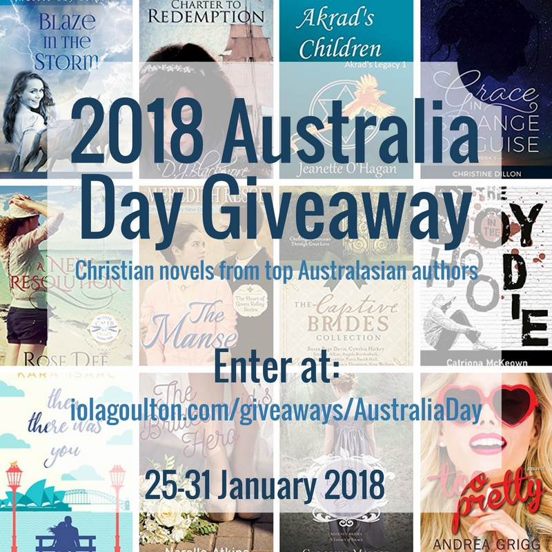 2018 Australia Day Giveaway