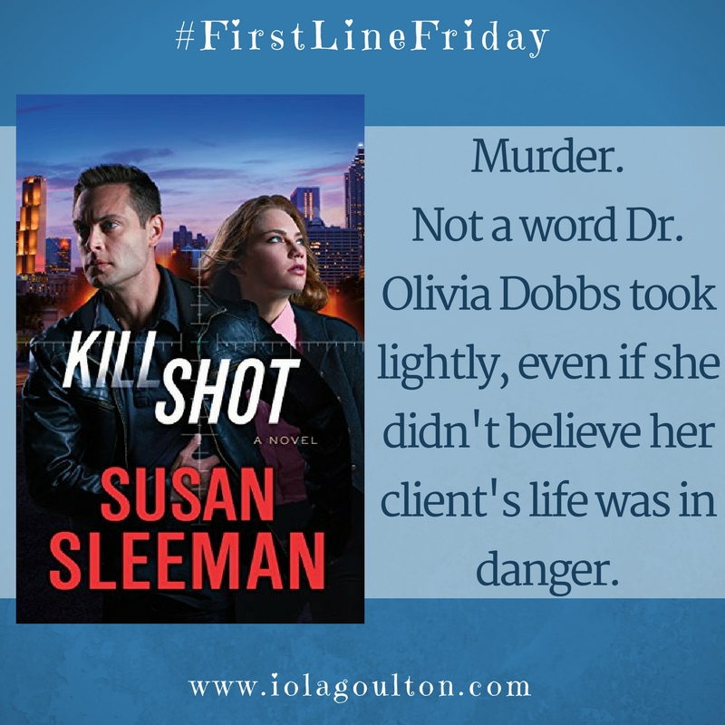 Quote from Kill Shot by Susan Sleeman