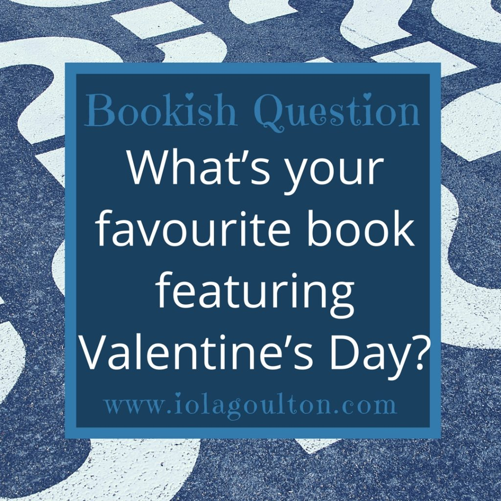 What's your favourite book featuring Valentine's Day?