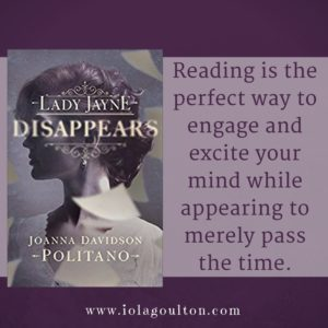 Reading is the perfect way to engage and excite your mind while appearing to merely pass the time.