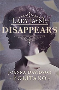 Book Cover - Lady Jayne DIsappears