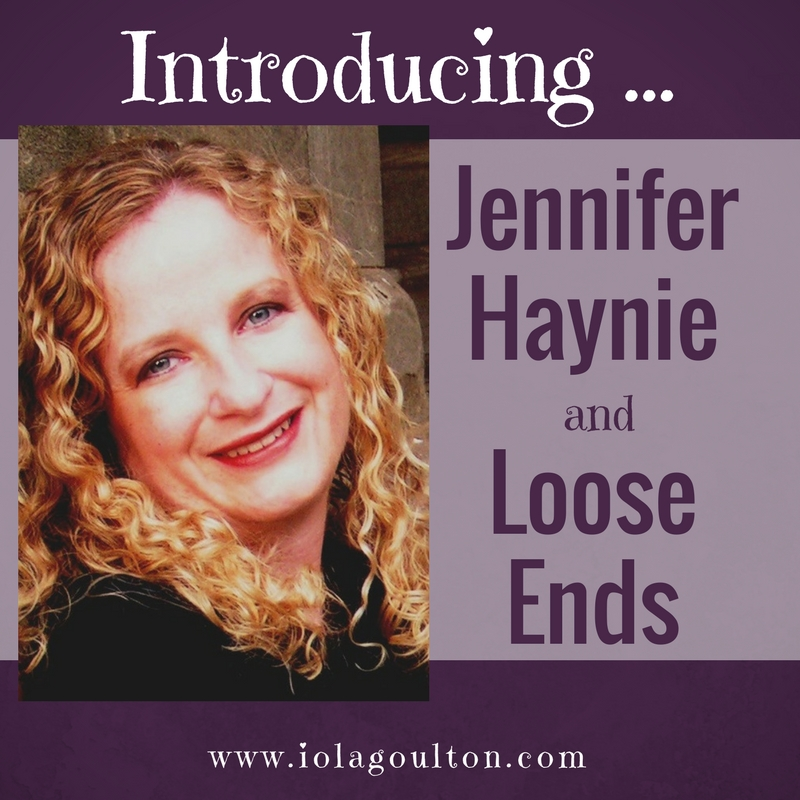 Introducing Jennifer Haynie
