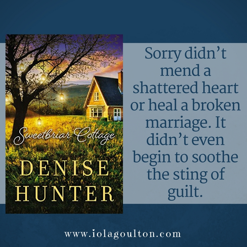 Quote from Sweetbriar Cottage by Denise Hunter