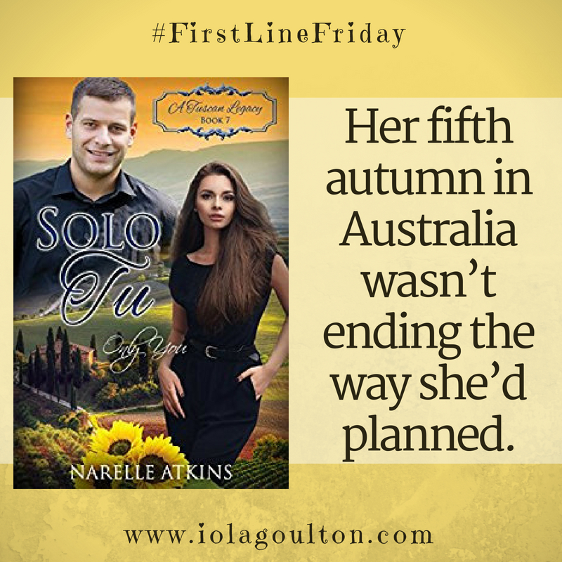 Her fifth autumn in Australia wasn't ending the way she'd planned.