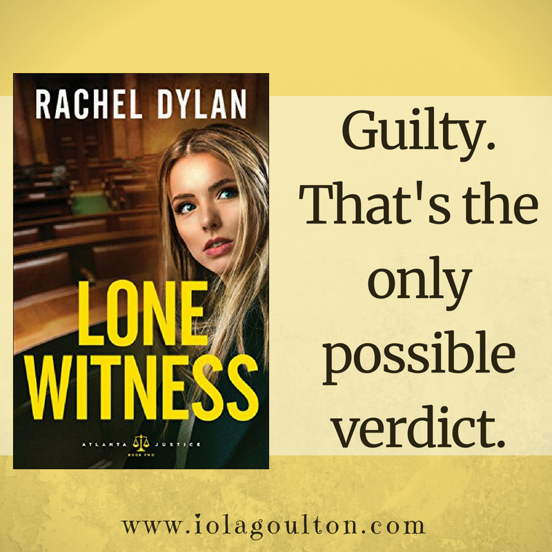From Lone Witness by Rachel Dylan: Guilty. That's the only possible verdict.