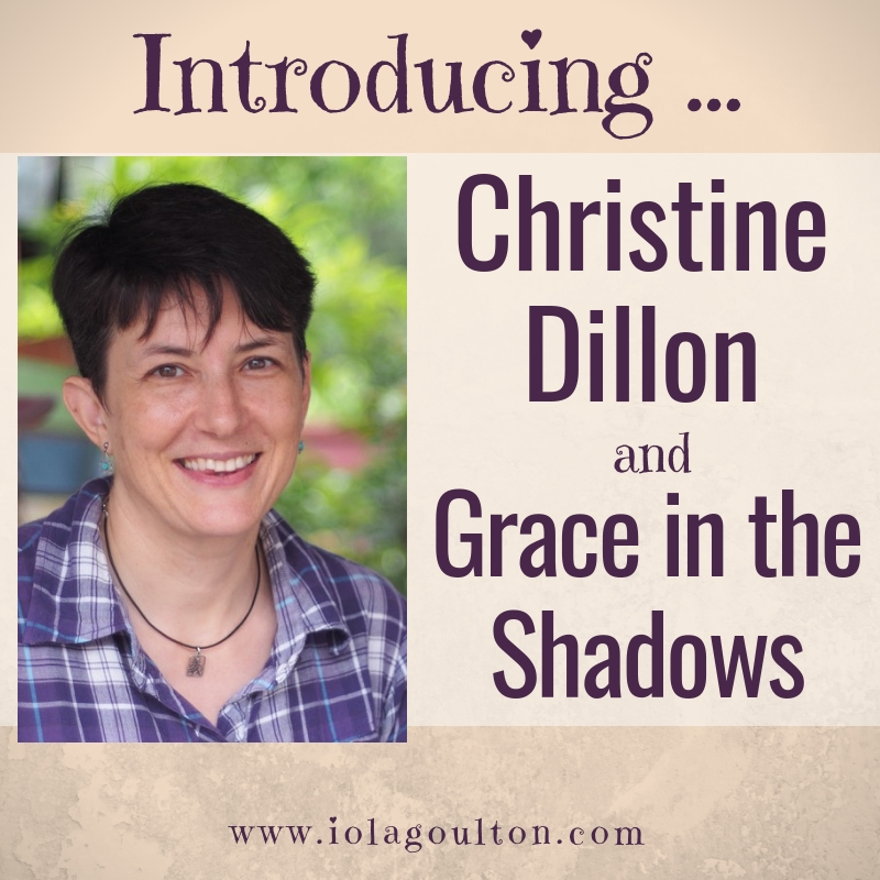 Author Interview - Christine Dillon