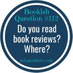 Do you read book reviews? Where?