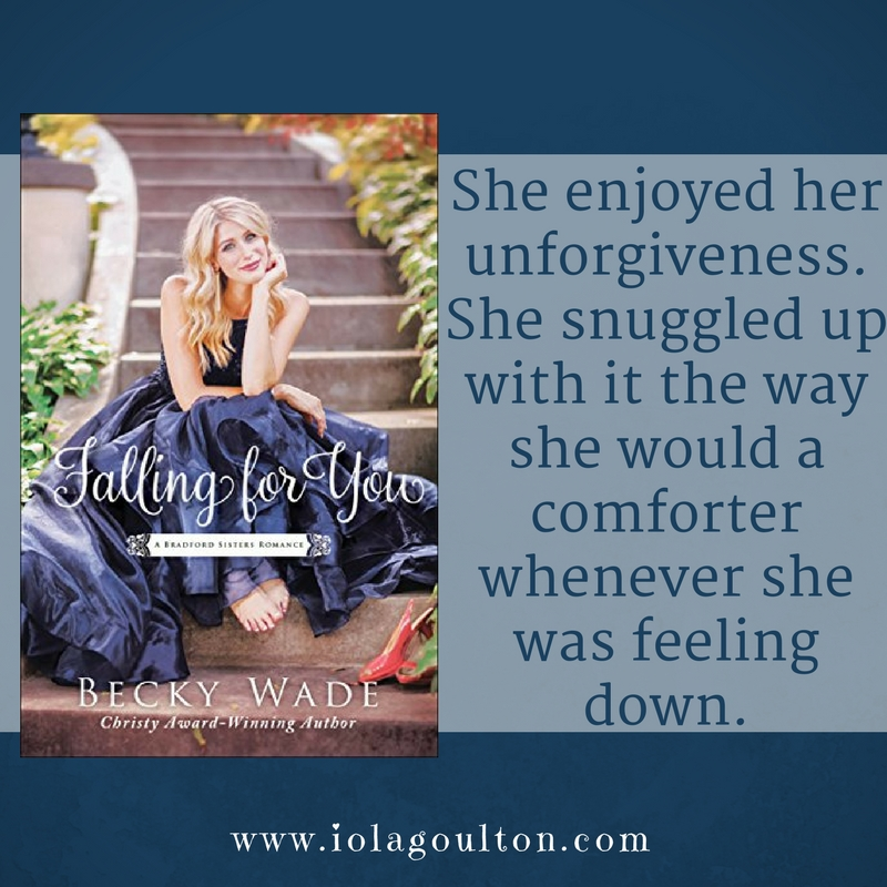 Quote from Falling for You by Becky Wade