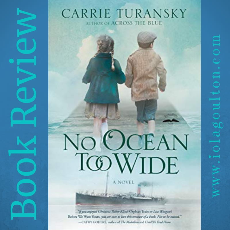 Cover image - No Ocean Too Wide by Carrie Turansky