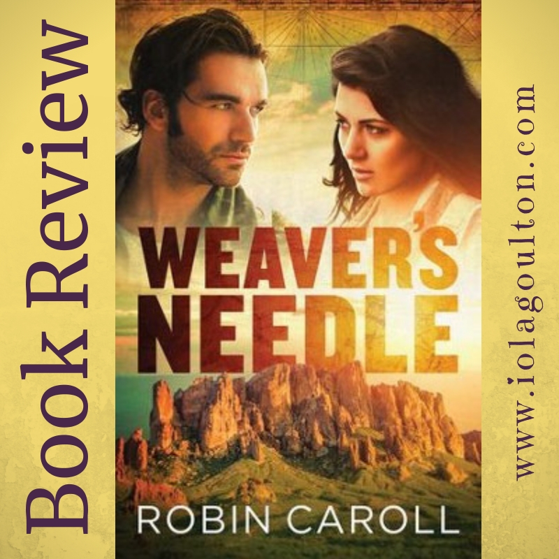 Weaver's Needle by Robin Carroll
