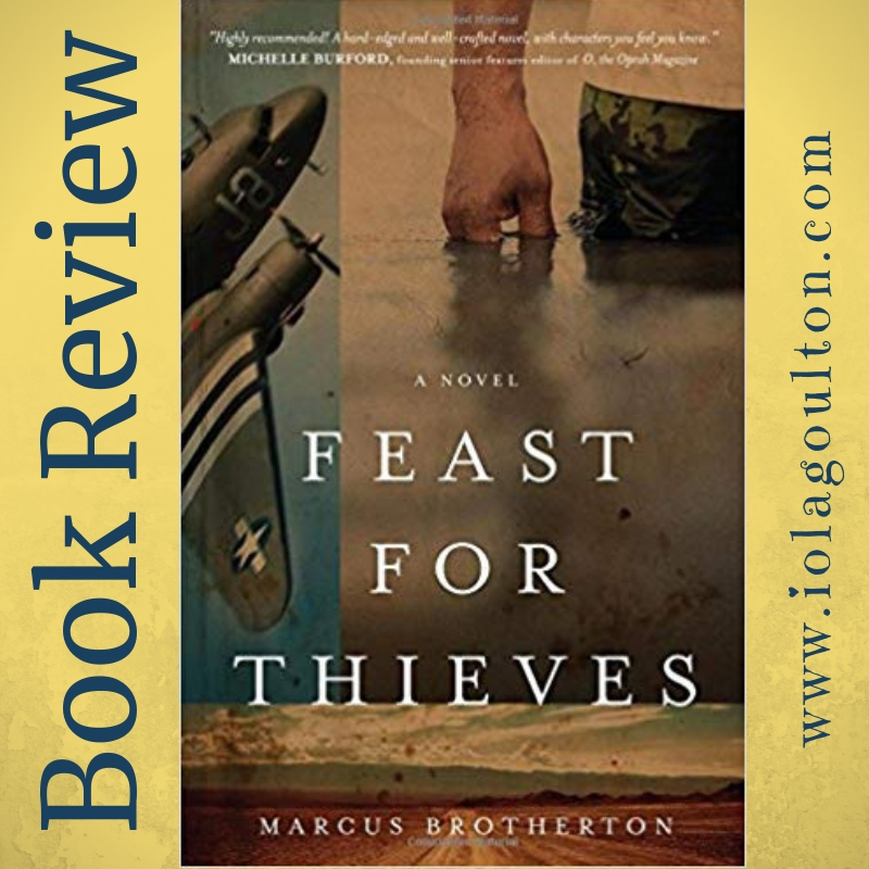 Feast for Thieves by Marcus Brotherton